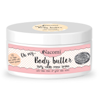 Nacomi kehavõi, Vanilla Creme Brulee (100 ml)
