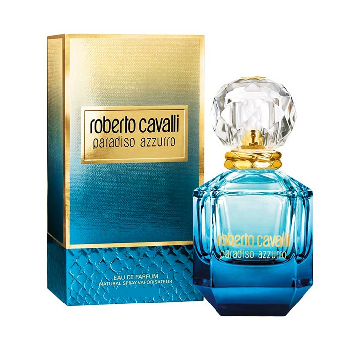 Roberto Cavalli Paradiso Azzurro EDP (50 ml)