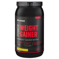 Body Attack Power Weight Gainer, Banaani (1.5 kg). Parim enne 30.10.2019