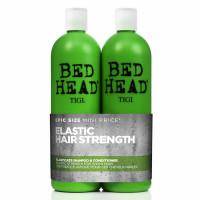 Tigi Bed Head Elasticate šampooni ja palsami komplekt (2 x 750 ml)
