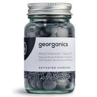 Georganics suuvee tabletid, Valgendava aktiivsöega (180 tk - 3 kuu varu)