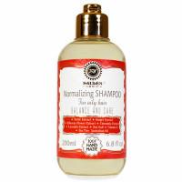 Saules Fabrika normaliseeriv šampoon rasustele juustele (200 ml)