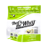 Sport Definition That's the Whey valgupulber, Vaniljejäätise (300 g)