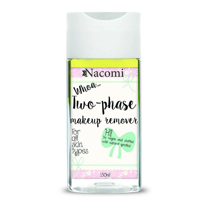 Nacomi Two-Phase meigieemaldaja (150 ml)
