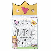 Invisibobble Kids juuksevõru, Princess Sparkle (3 tk)