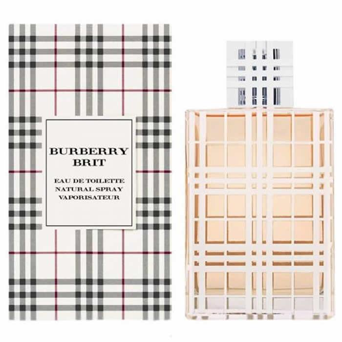 Burberry Brit For Women EDT (100 ml)