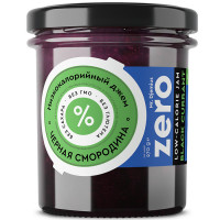 Mr. Djemius ZEROvähese kalorisisaldusega moos, Mustasõstra (270 g)