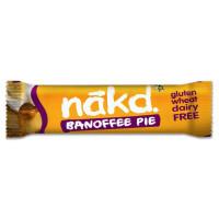 Nakd toorbatoon, Banoffee Pie (35 g)