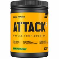Body Attack ATTACK2, Rohelise õuna (600 g)