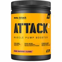 Body Attack ATTACK2, Apelsini-greibi (600 g)