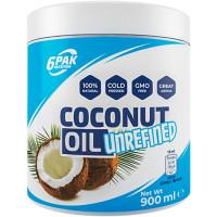 6PAK Coconut Oil kookosõli, Rafineerimata (900 ml)