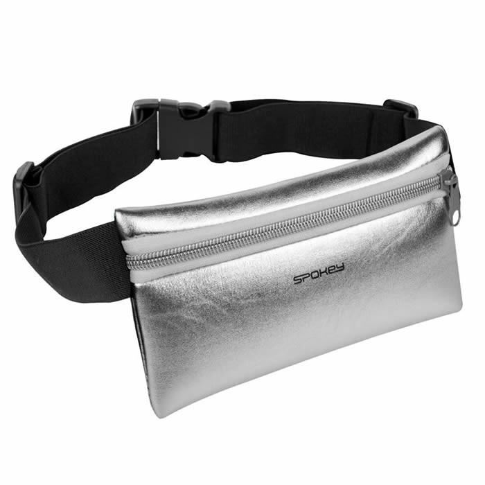 Spokey Hips Bag vöökott, Hõbedane