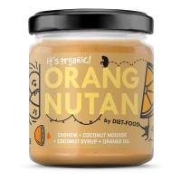 Diet Food Bio orgaaniline pähklikreem apelsiniga, ORANGNUTAN (200 g)