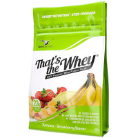 Sport Definition That's the Whey valgupulber, Maasika-banaani (700 g)