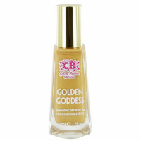 COCOA BROWN Golden Goddess Oil sädelev kehaõli (50 ml)