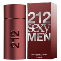 Carolina Herrera 212 Sexy Men EDT (100 ml)