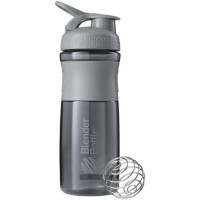 BlenderBottle Sportmixer Grip šeiker-joogipudel, Pebble (820 ml)