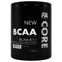 Fitness Authority Core BCAA 8: 1: 1, Cranberry Apple (350 g)