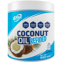 6PAK Coconut Oil kookosõli, Rafineeritud (900 ml)