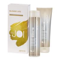 Joico Blonde Life šampooni ja palsami komplekt (300 ml + 250 ml)