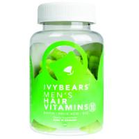 IvyBears juuste väljalangemist vähendavad kummikarud meestele (60 tk)