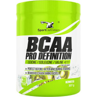 Sport Definition BCAA Pro Definition (4:1:1 instant + Beta-Alanine), Kiivi (507 g). Parim enne 06.2019