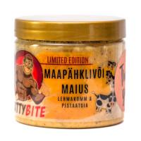 Nuttybite krõmpsuv maapähklivõi maius, Lehmakomm & pistaatsia (250)