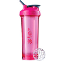 BlenderBottle Proseries Pro32 Tritan šeiker-joogipudel, Pink (940 ml)