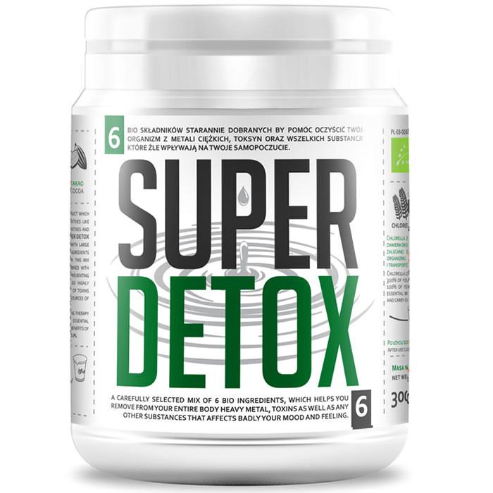 Diet Food Bio Super Detox Mix supertoiduainete segu (300 g)