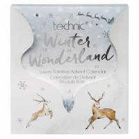 Technic Winter Wonderland Luxury vannitoodete advendikalender