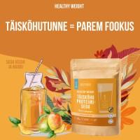 Healthy Weight täiskõhu proteiinisegu mango maitsega (300g)