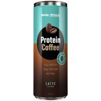 Body Attack Protein Coffee, Caffe Latte (250 ml)