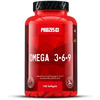 Prozis Omega 3-6-9 kapslid (120 tk)
