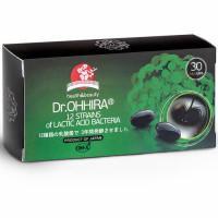 Dr.OHHIRA® probiootikumid - 3 aastane retsept (30 kapslit)