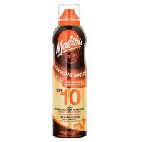Malibu SPF 10 continuous Dry Oil Spray aerosoolspreiga kuivõli (175 ml)
