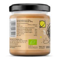 Diet Food Bio orgaaniline pähklikreem sidruniga, CITRONOUT (200 g)