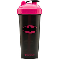 PerfectShaker Hero Series šeiker, Pink Batman (800 ml)