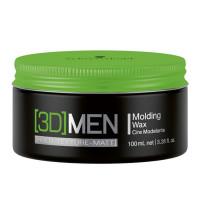 Schwarzkopf 3DMEN Molding Wax juuksevaha (100 ml)