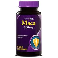 Natrol Maca Extract 500 mg kapslid (60 tk)