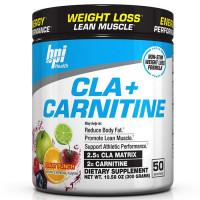 BPI Sports CLA + L CARNITINE, Fruit Punch (300 g)