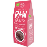 Diet Food Raw Cookies toorküpsised, Vaarika (100 g). Parim enne 01.10.2019
