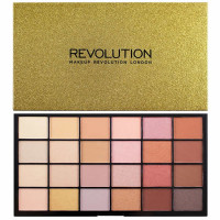 Makeup Revolution Life On The Dancefloor lauvärvipalett, Vip (26.4 g)