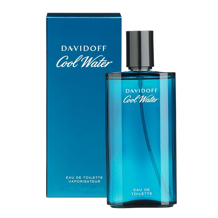 Davidoff Cool Water For Men EDT (75 ml)