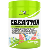 Sport Definition Creation 4. kreatiini segu, Greibi-mündi (485 g)