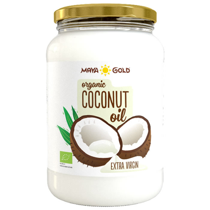 Maya Gold Organic Extra Virgin kookosõli (1550 ml)