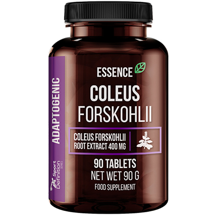 Sport Definition Essence Coleus Forskohlii tabletid (90 tk)