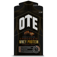 OTE Whey Protein Powdered Recovery Drink, Šokolaadi (52 g)