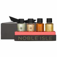 Noble Isle Fragranced mini dušigeelide komplekt (4 x 30 ml)