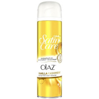 Gillette Satin Care Olaz Vanilla Cashmere raseerimisgeel (200 ml)