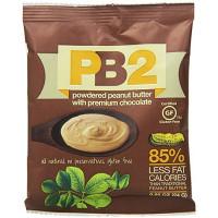 Bell Plantation PB2 maapähklivõi pulber šokolaadiga (22 g)